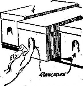 sacar facilmente cajas