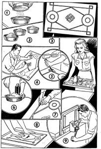 incrustaciones con pasta de aserrin 1