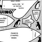 Como hacer JUGUETES DE MADERA – El pingüino
