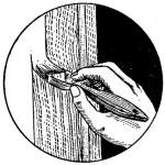 Como hacer los ACABADOS EN MADERA (2 de 2)