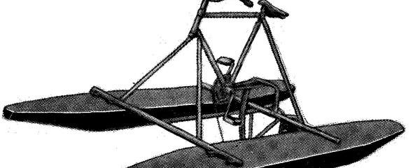 bici acuatica
