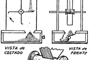 motor de arena