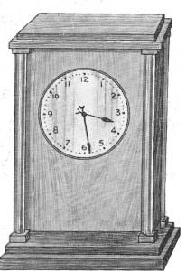 como hacer un reloj