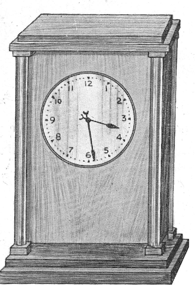 Reloj casero familiar