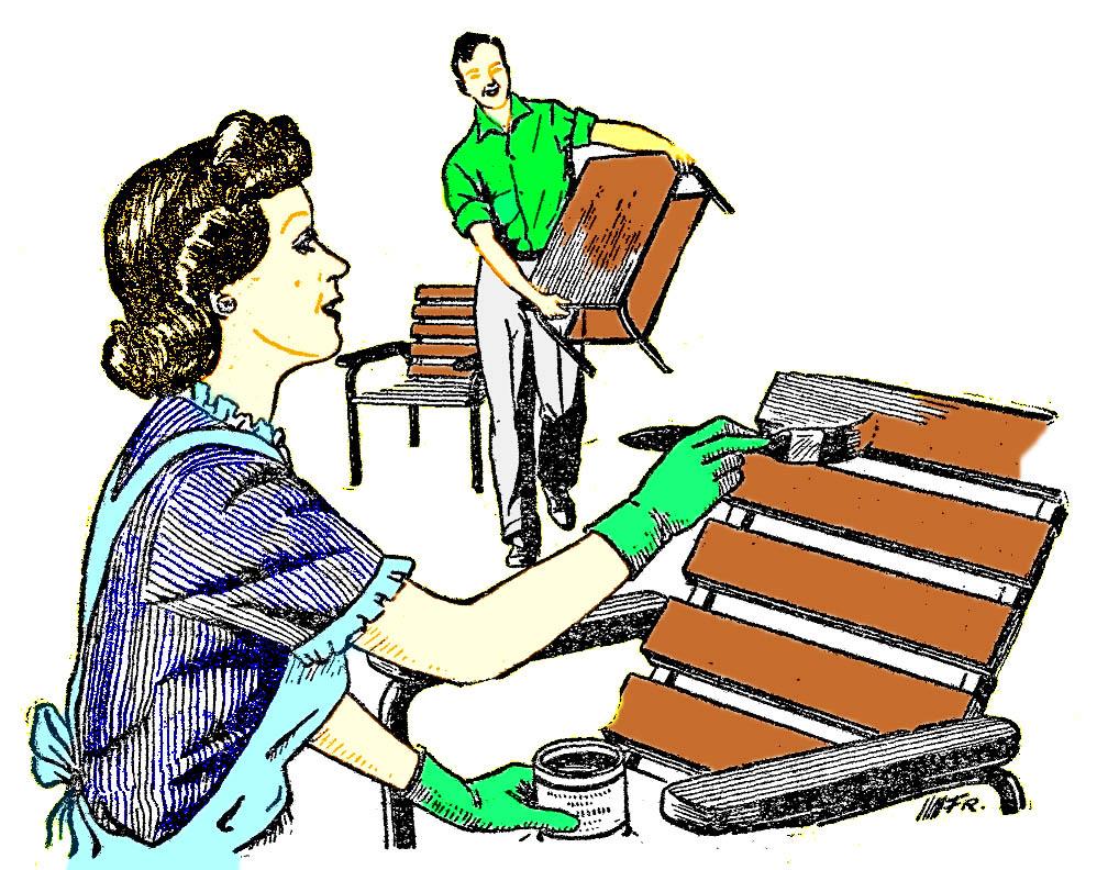 Restaurar muebles de madera como hacer instrucciones y - Restaurar mueble madera ...
