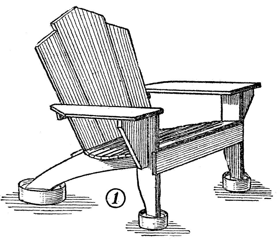 planos de muebles de madera gratis en espanol