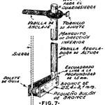 Como hacer una SIERRA SIN FIN con partes de automóvil (4 de 4)