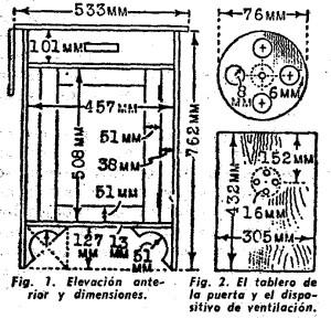Como hacer una mesa plegable y armario para cocina