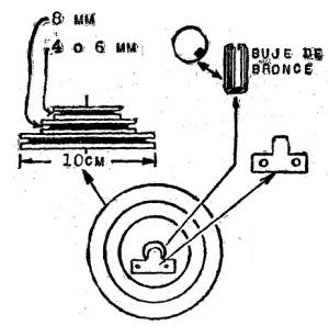 Como hacer un TALADRO CASERO - TALADRO MECANICO o manual