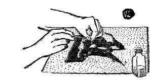 Como hacer ARTICULOS en cuero - Manualidades 15