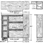 Como hacer MUEBLES de madera para el LIVING ROOM