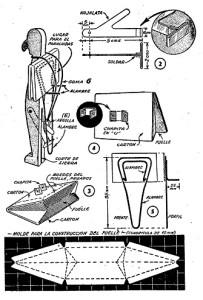 Como hacer juguetes de madera - el paracaidista 10