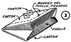 Como hacer juguetes de madera - el paracaidista 6
