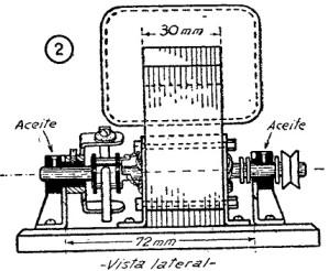Como hacer un MOTOR ELECTRICO casero 3