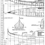Como hacer un Modelo de GONDOLA VENECIANA (2 de 2)