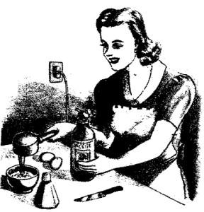 Como hacer una BATIDORA CASERA