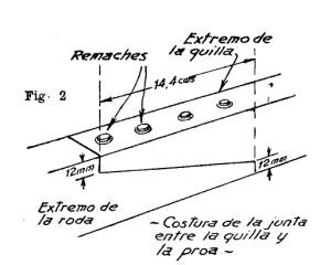 Como hacer una CANOA DE LONA 5