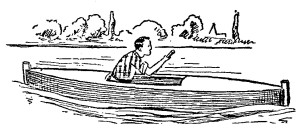 Como hacer una CANOA DE MADERA - planos y manual