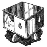 Como hacer una MESA DE CENTRO de madera – mesita de centro (1 de 2)