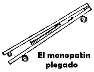 Como hacer una PATINETA, monopatín o scooter