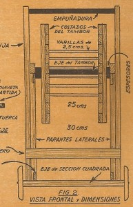 Enrollador de MANGUERA - Como hacer un PORTAMANGUERA
