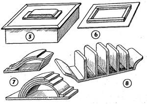 Manualidades con ARCILLA - Como hacer objetos faciles 3
