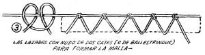 Manualidades con MALLA - Como hacer BOLSAS DE MALLA 3