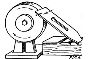 afilar herramientas 2