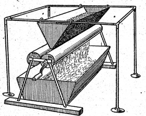 como hacer almidon de maiz