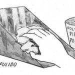 Como hacer un apoya LIBROS CON MARMOL O PIEDRA