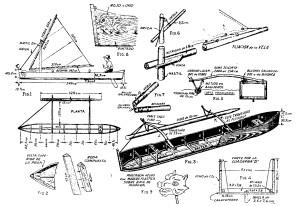 canoa tipo mares del tropico 3