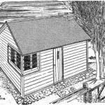 Como construir una CASA DE MADERA pequeña y ampliable
