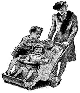 cochecito para niño 1
