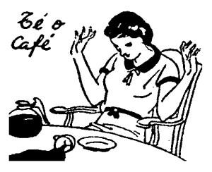 como eliminar las manchas  - té o café