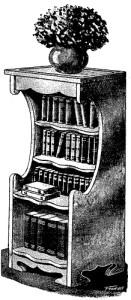 como hacer estantes 1