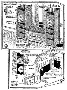 como hacer estantes 6