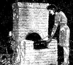 como hacer fogones para el jardin 7