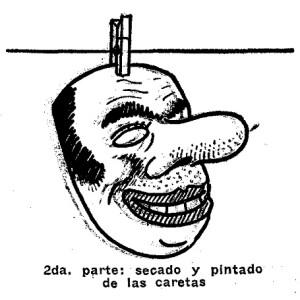 como hacer mascaras de carnaval (2 de 2)