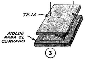 como hacer tejas de barro 4