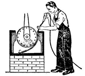 como hacer un electroiman 1