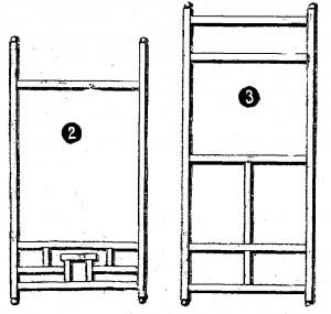 como hacer un porta macetero estilo japones