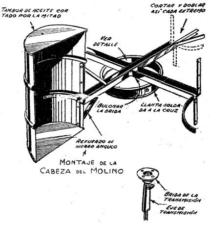 como hacer un molino de viento