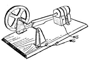 como hacer un motor solenoide casero 1