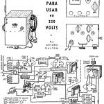 Como hacer una RADIO TELEFONO de 220 voltios