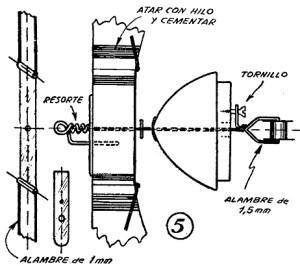 como hacer una helice - aeromodelismo 6