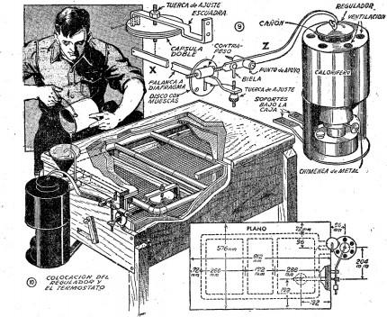como hacer una incubadora casera