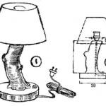 Como hacer una LAMPARA – VELADOR RUSTICO CON TRONCOS