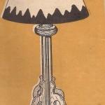Como hacer una LAMPARA PARA MESA