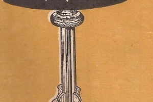 Como hacer una LAMPARA PARA MESA 1