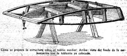 como hacer una lancha de gran velocidad de madera